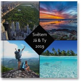 fotokniha - cestování