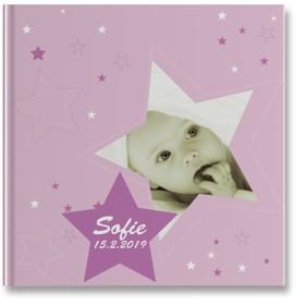 fotokniha - novorozenec